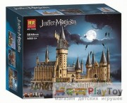 "Конструктор Bela ""Harry Potter"" (11025) Замок Хогвартс, 6044 детали  - Аналог Lego (Лего) Гарри Поттер 71043"